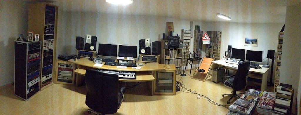 Musikstudio Olaf Schmitz 2013
