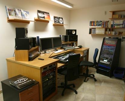 Musikstudio 1999