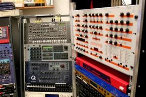 Musikstudio 1999, Synthesizer
