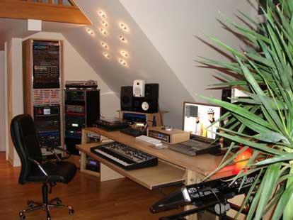 Musikstudio Bonn 2006