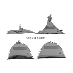 Quick Up System