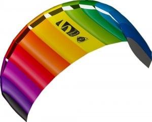 Lenkmatte Symphony Beach III 1.3 Rainbow