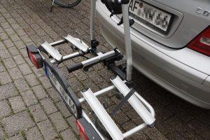 Kupplungsträger für Fahrräder
