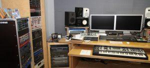 Musikstudio Lüftung einfach